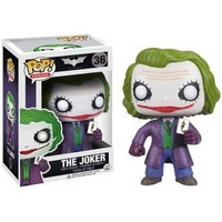 Funko Pop! Heroes: The Dark Knight - The Joker