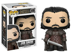 Funko Pop! Television: Game Of Thrones - Jon Snow (King in the North)