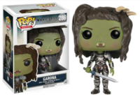 Funko Pop! Movies: Warcraft - Garona