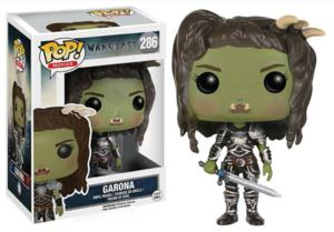 Funko Pop! Movies: Warcraft - Garona