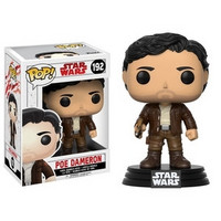 Funko Pop! Star Wars: The Last Jedi - Poe Dameron