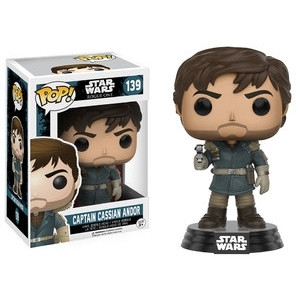 Funko Pop! Star Wars: Rogue One - Captain Cassian Andor