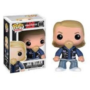 Funko Pop! Television: Sons Of Anarchy - Jax Teller