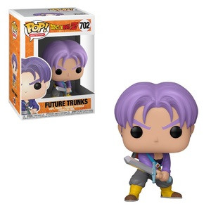 Funko Pop! Animation: Dragon Ball Z - Future Trunks (With Sword)