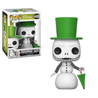 Funko Pop! Disney: Nightmare Before Christmas - Snowman Jack