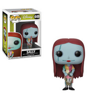Funko Pop! Disney: Nightmare Before Christmas - Sally (With Basket)