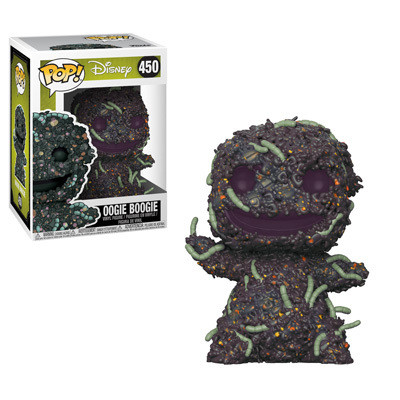 Funko Pop! Disney: Nightmare Before Christmas - Oogie Boogie (Without Sack)
