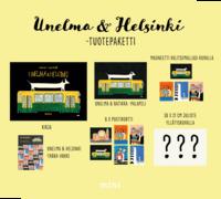 Unelma & Helsinki -tuotepaketti