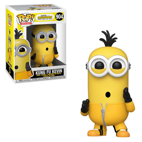 Funko Pop! Animation: Minions 2 - Kung Fu Kevin