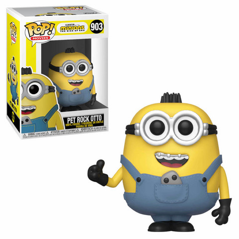 Funko Pop! Animation: Minions 2 - Pet Rock Otto