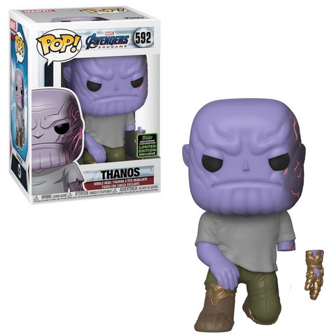 Funko Pop! Marvel: Endgame - Thanos [Spring Convention]
