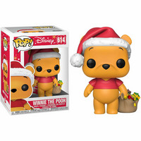 Funko Pop! Disney: Winnie the Pooh - Holiday Winnie the Pooh