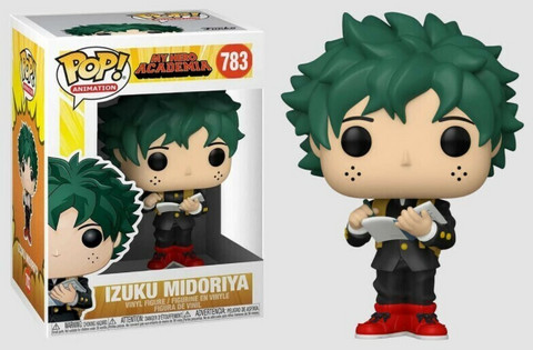 Funko Pop! Animation: My Hero Academia - Izuku Midoriya (Middle School Uniform)