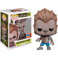 Funko Pop! Television: The Simpsons - Werewolf Bart [Fall Convention 2020]