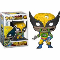 Funko Pop! Marvel: Marvel Zombies - Zombie Wolverine