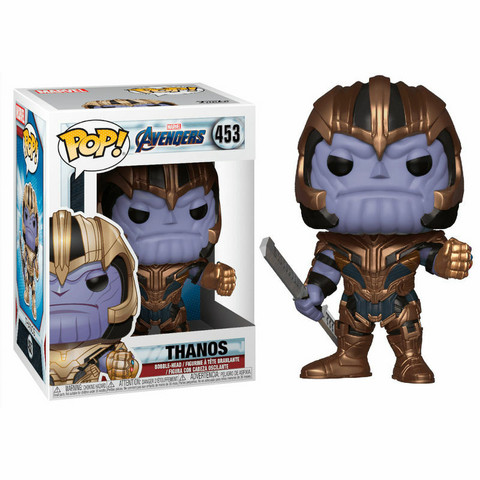 Funko Pop! Marvel: Endgame - Thanos