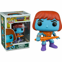 Funko Pop! Television: Master of the Universe - Faker