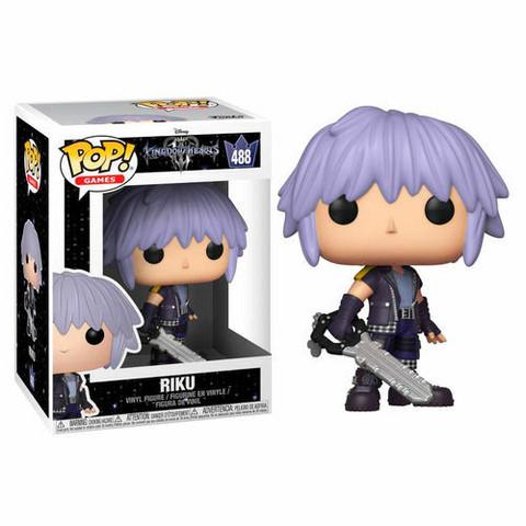 Funko Pop! Games: Kingdom Hearts 3 - Riku