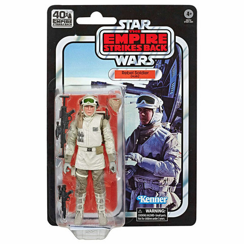 Hasbro | Star Wars Episode V - Hoth Rebel Soldier Figure 15cm