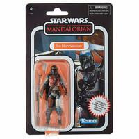 Hasbro | Star Wars The Mandalorian - Carbonized The Mandalorian Figure 10cm