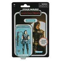 Hasbro | Star Wars The Mandalorian - Carbonized Cara Dune Figure 10cm