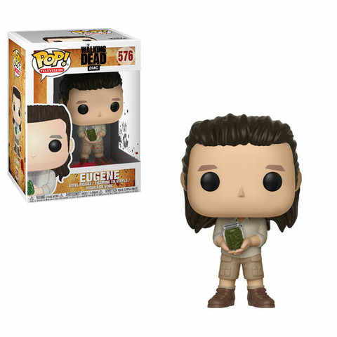 Funko Pop! Television: The Walking Dead - Eugene