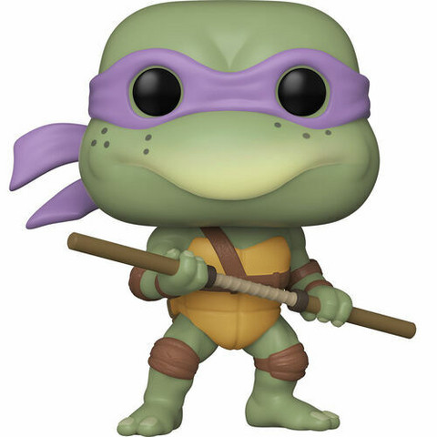 Funko Pop! Animation: TMNT (Nickelodeon) - Donatello