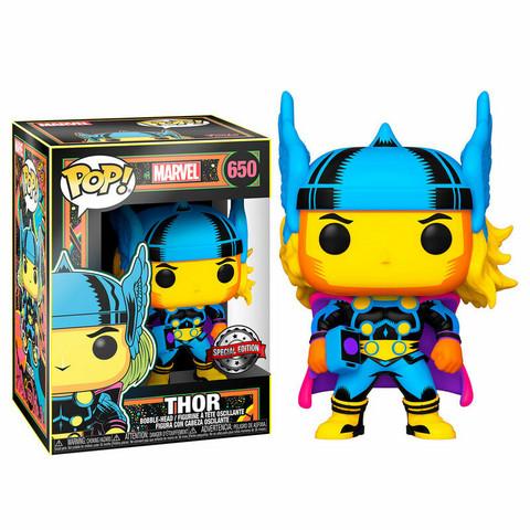 Funko Pop! Marvel: Black Light - Thor