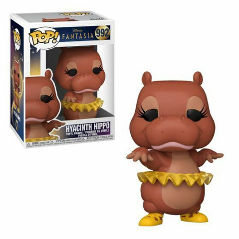 Funko Pop! Disney: Fantasia 80Th - Hyacinth Hippo