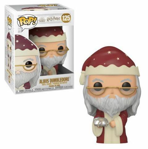 Funko Pop! Movies: Harry Potter - Albus Dumbledore (Holiday)