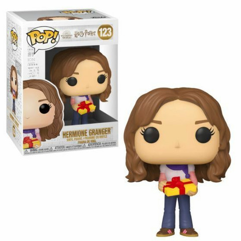 Funko Pop! Movies: Harry Potter - Hermione Granger (Holiday)