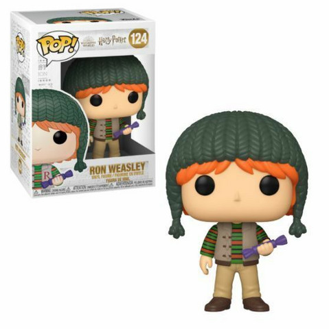 Funko Pop! Movies: Harry Potter - Ron Weasley (Holiday)
