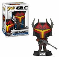 Funko Pop! Star Wars: Clone Wars - Gar Saxon