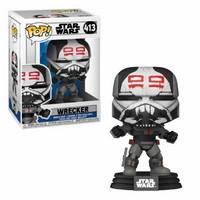 Funko Pop! Star Wars: Clone Wars - Wrecker