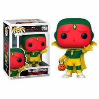 Funko Pop! Marvel: WandaVision - Halloween Vision