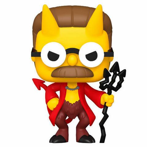 Funko Pop! Television: The Simpsons - Devil Flanders