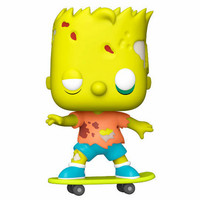 Funko Pop! Television: The Simpsons - Zombie Bart