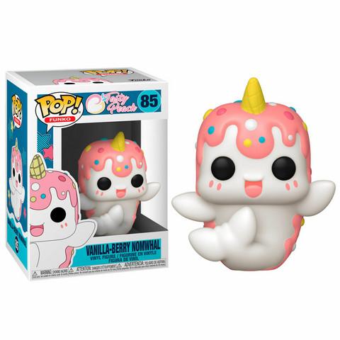 Funko Pop! Tasty Peach: Tasty Peach - Vanilla-Berry Nomwhal
