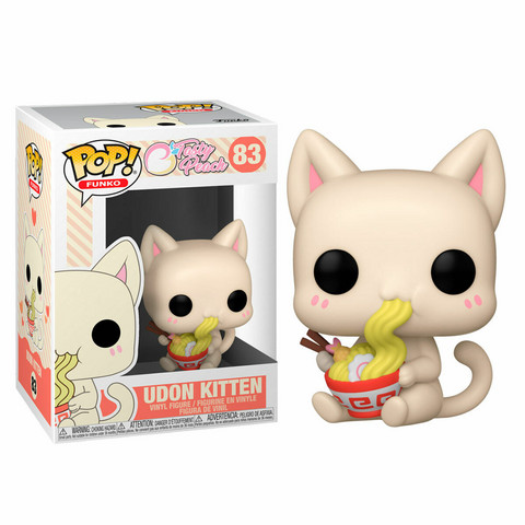 Funko Pop! Tasty Peach: Tasty Peach - Udon Kitten