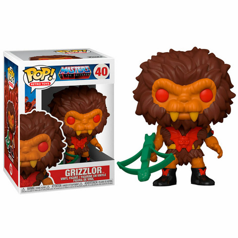 Funko Pop! Television: Master of the Universe - Grizzlor