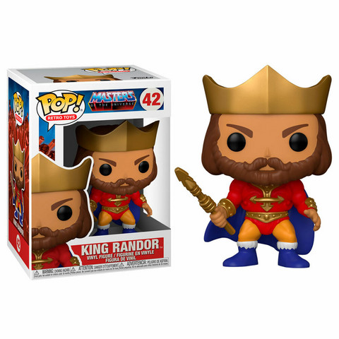 Funko Pop! Television: Master of the Universe - King Randor
