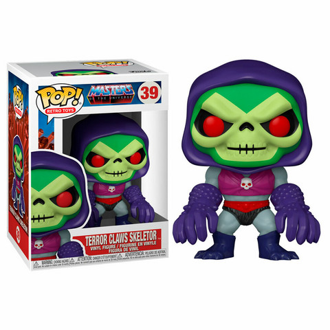 Funko Pop! Television: Master of the Universe - Terror Claws Skeletor