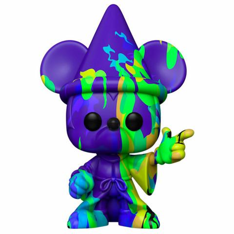 Funko Pop! Disney: Fantasia 80Th - Sorcerer Mickey (Art Series)
