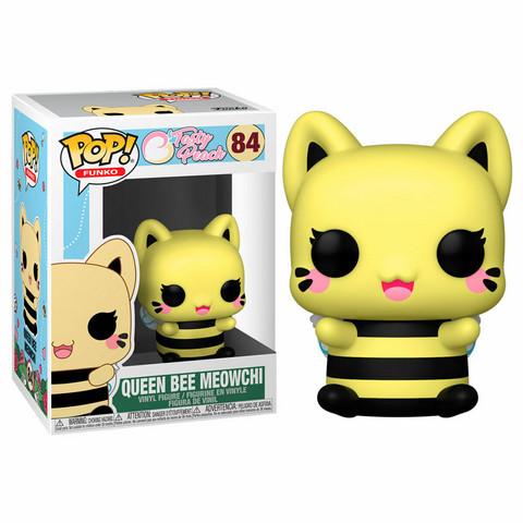 Funko Pop! Tasty Peach: Tasty Peach - Queen Bee Meowchi