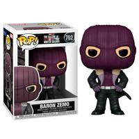 Funko Pop! Marvel: The Falcon and the Winter Soldier - Baron Zemo