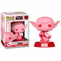 Funko Pop! Star Wars: Valentines - Yoda