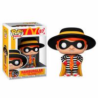 Funko Pop! Icons: McDonalds - Hamburglar