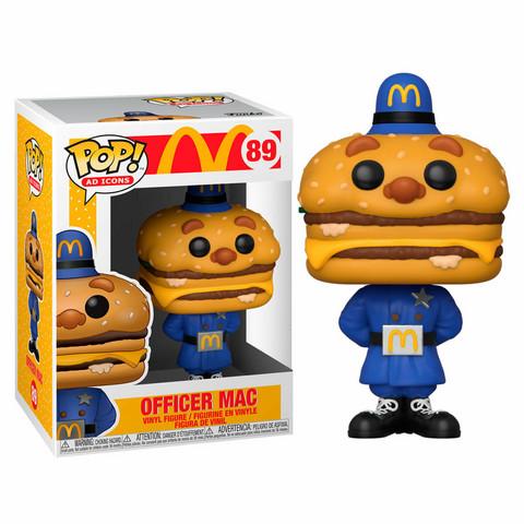 Funko Pop! Icons: McDonalds - Officer Mac