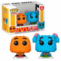 Funko Pop! Icons: McDonalds - Fry Guys (2-pack)
