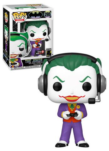 Funko Pop! Heroes: Batman - Joker (Gamer)